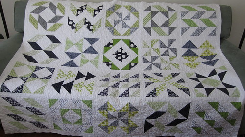 Layer Cake Quilt Along : Flickr: The Layer Cake Sampler QAL with Material Girl ...