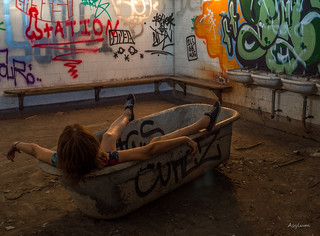 Urbex Bath