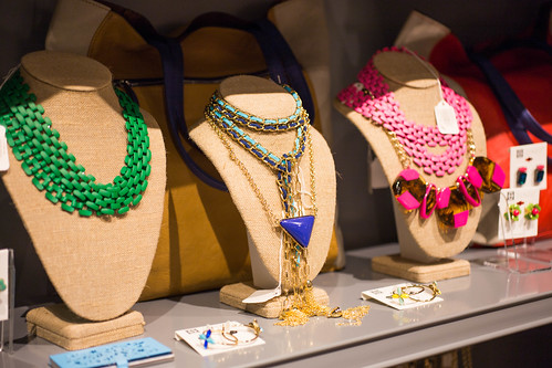Jewelry at HMK in Southlake Town Square