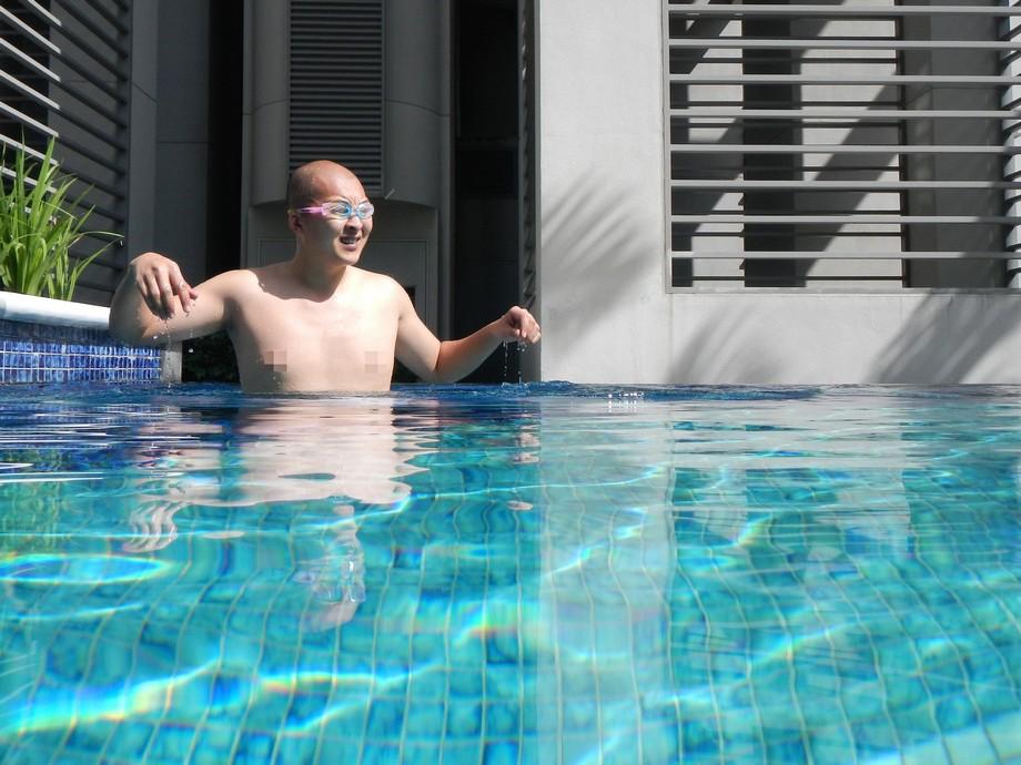 Raymond Phang Underwater Experiment 3