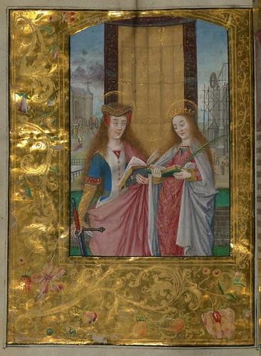 020-Libro de horas de Aussem-Art Walters Museum Ms. W.437