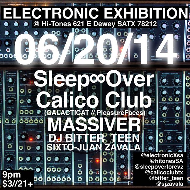 Electronic Exhibition
