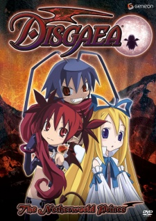 Xem phim Makai Senki Disgaea - Netherworld Battle Chronicle: Disgaea Vietsub