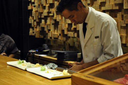 El Chef de Shiro One Eleven Bali, las villas más lujosas de indonesia - 14472785797 93f275553e - One Eleven Bali, las villas más lujosas de indonesia