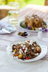 Roasted Chicken Quinoa Salad (0408)