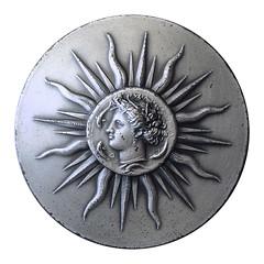 WPNS medal 1928 SILVER OBV