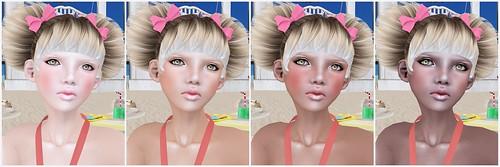 Fresh Face's Nora skin
