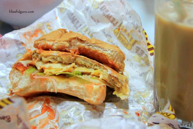 Kuala Lumpur Street Food Ramly Burger