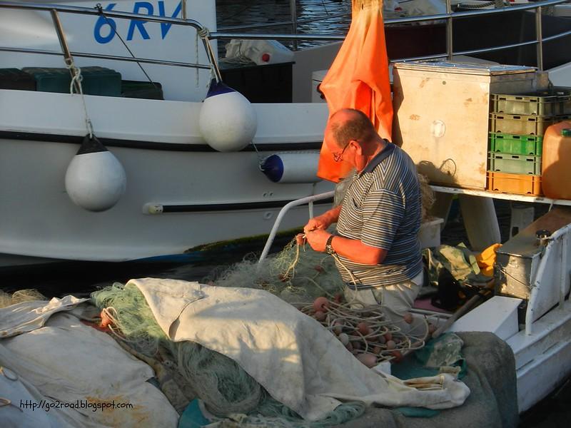 Ровинь рыболов
