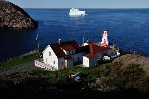 ocean blue sea lighthouse newfoundland lighthouses labrador stjohns winner ribbon icebergs seas eveninglight fortamherst blueribbonwinner blueseas newfoundlandandlabrador insearchoflight stjohnsnl canonist nikonist marinephotos nauticalphotos waynenorman homerwashere eveninglightonice