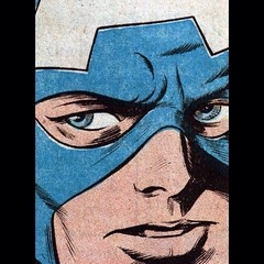 #CaptainAmerica, by Gene Colan. #comicbooks