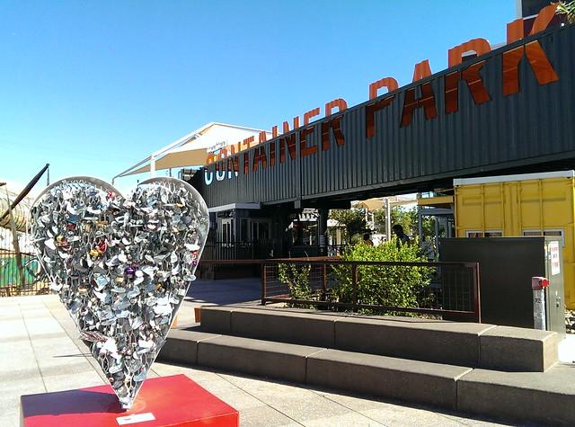 LGBT Las Vegas - Container Park