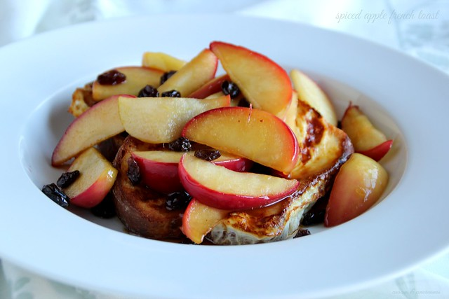 Spiced Apple French Toast 2
