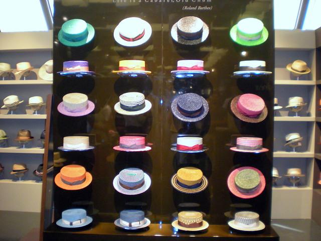 Tesi hats at Pitti Immagine Uomo 86