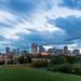 Downtown, Edmonton, Alberta, Canada.