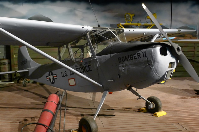 Cessna O-1A Bird Dog 'Bomber 11'