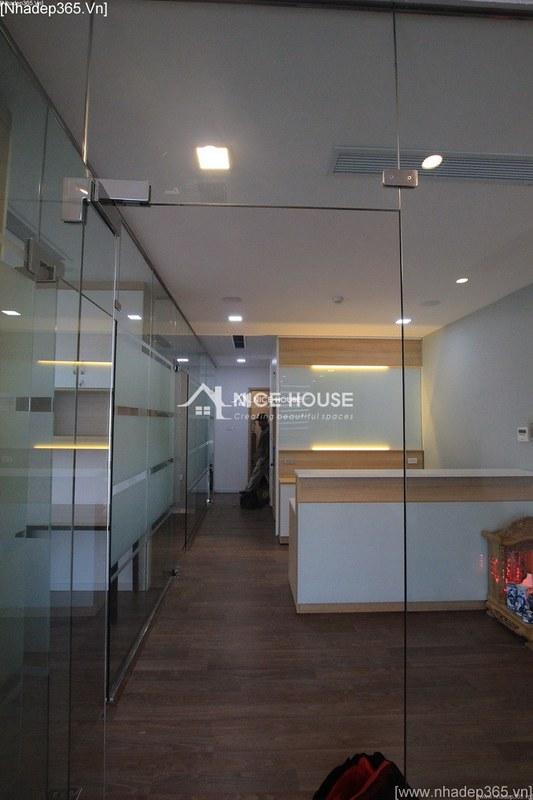 Thiết kế nội thất văn phòng EuroWindow- HN_09