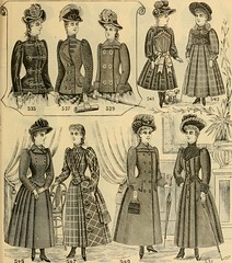 """Image from page 38 of """"Fall and Winter, 1890-91 Fashion Catalogue / H. O'Neill and Co."""" (1890)"""