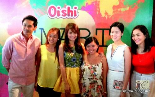 Oishi Smart C+ Family