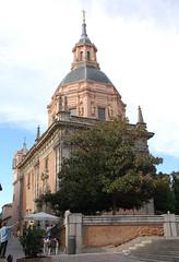 Madrid, Iglesia de San Andrés Apostol
