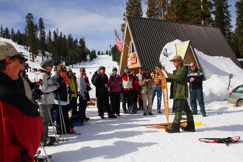 IMG_9245 Ranger-Led Snowshoe Walk