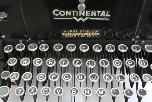 Grandpa's typewriter