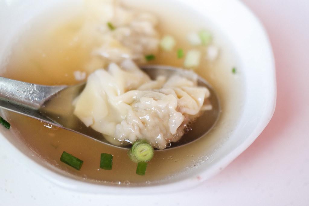 Soi 19's Wanton Soup