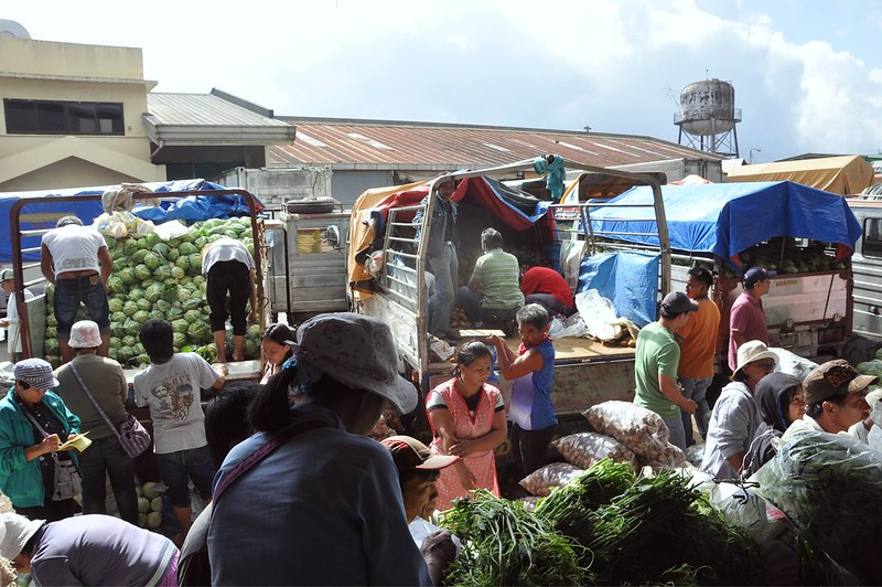 La Trinidad  Vegetable Market 6