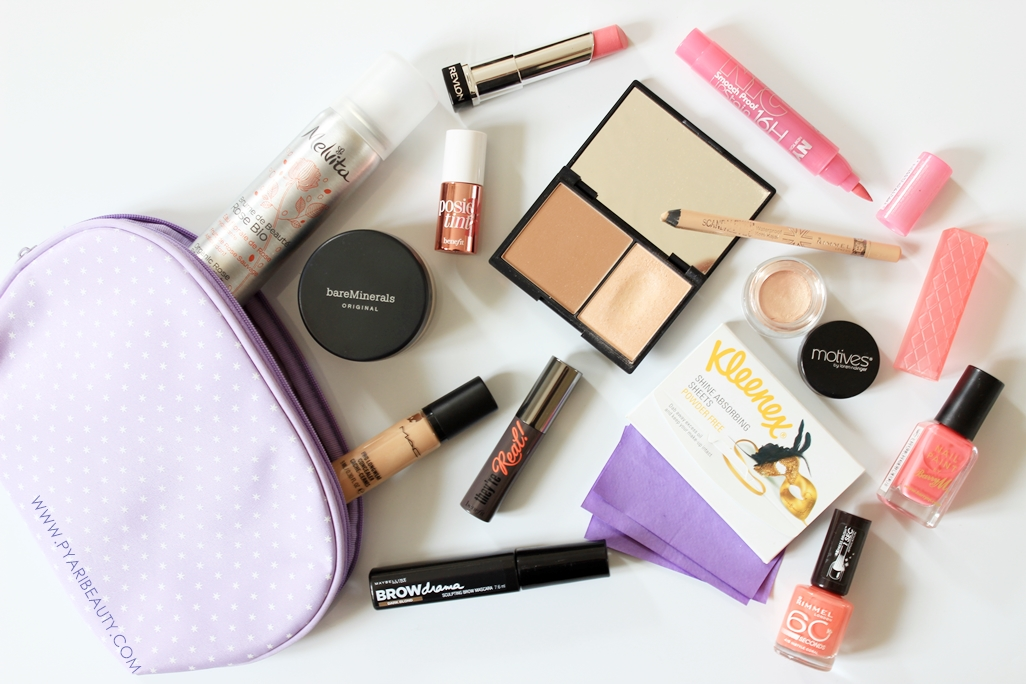 What's In My Summer Make Up Bag
