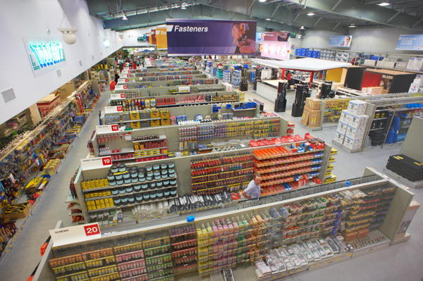 Porters in Mackay (QLD) is a major independent store specialising in hardware and building supplies