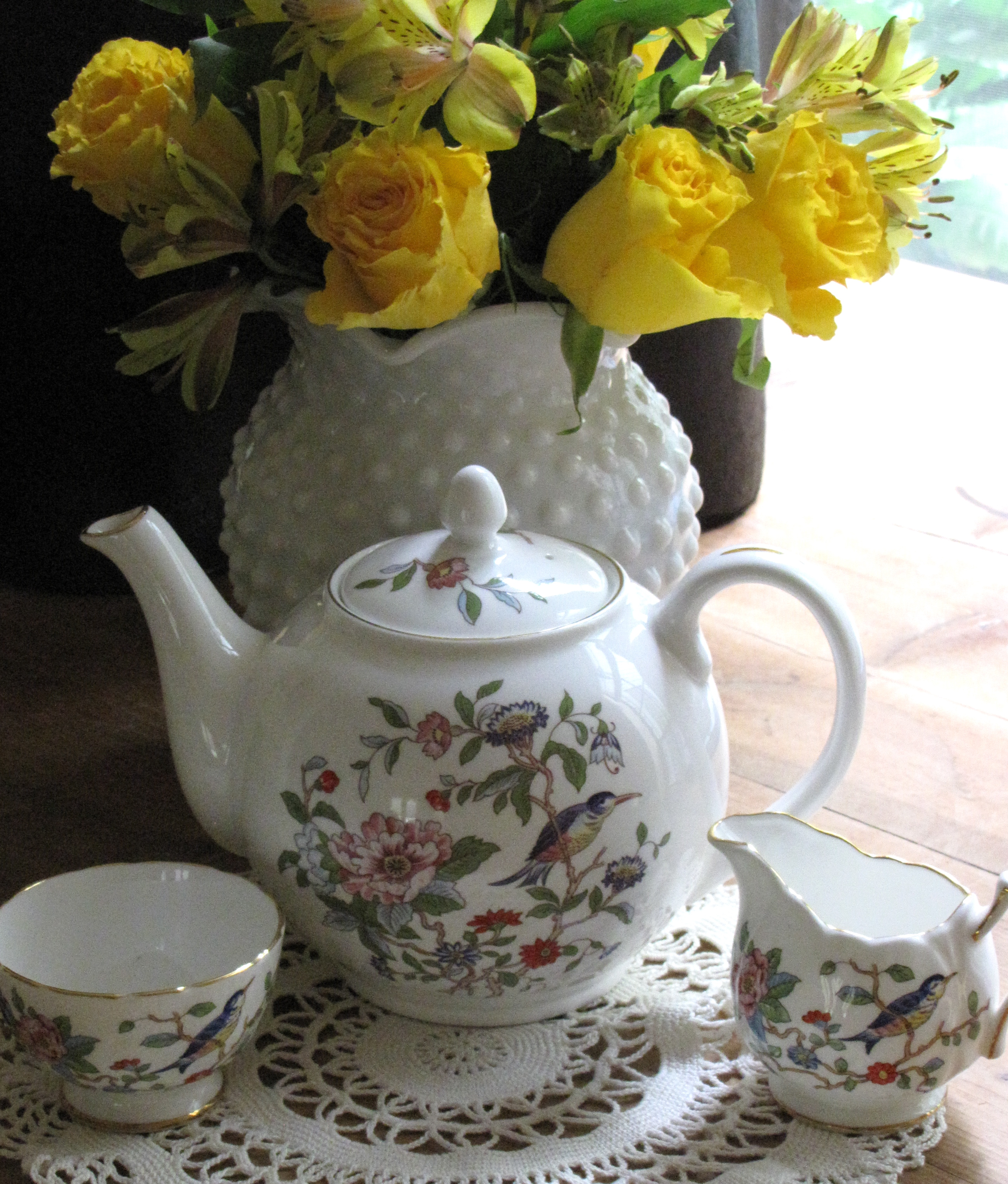 Aynsley Tea Set