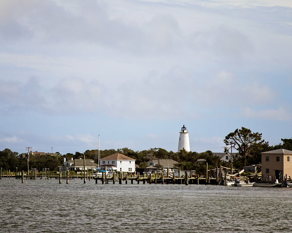 Ocracoke Silver Lake