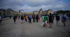 Approaching Versailles