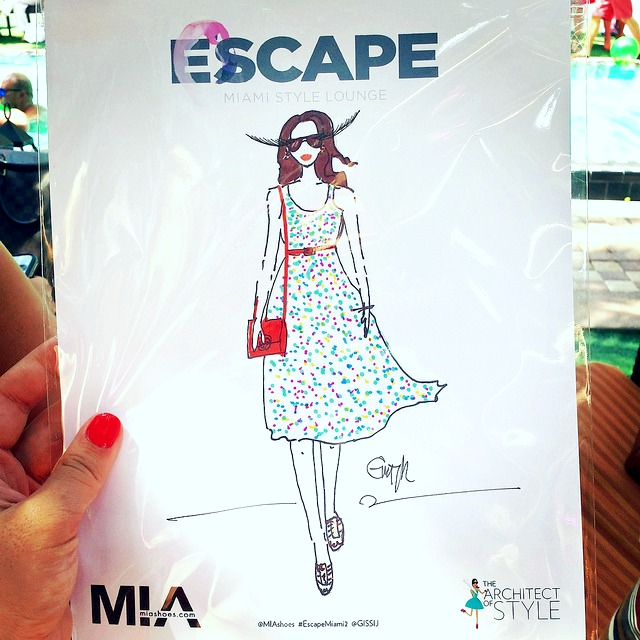 Gissi Jimenez Escape Miami 2 sketch