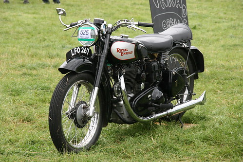 Royal Enfield Motorcycle LFO 267