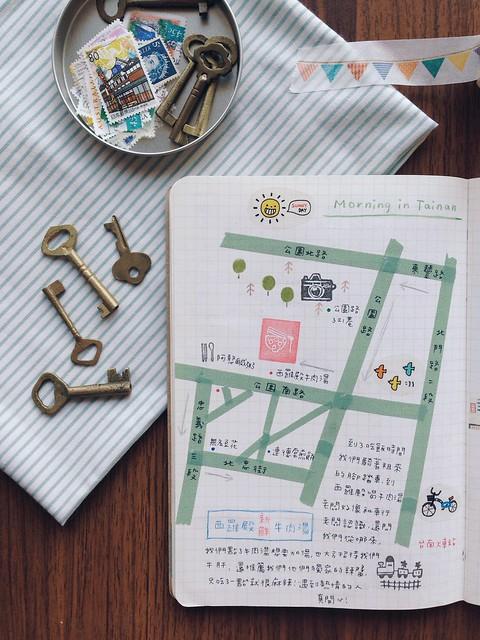 201405-台南之旅手帳014