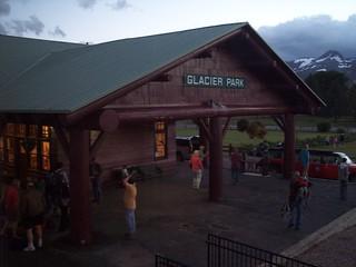 East Glacier