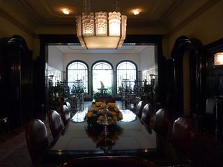 Sala de Jantar da Casa Monteiro de Carvalho