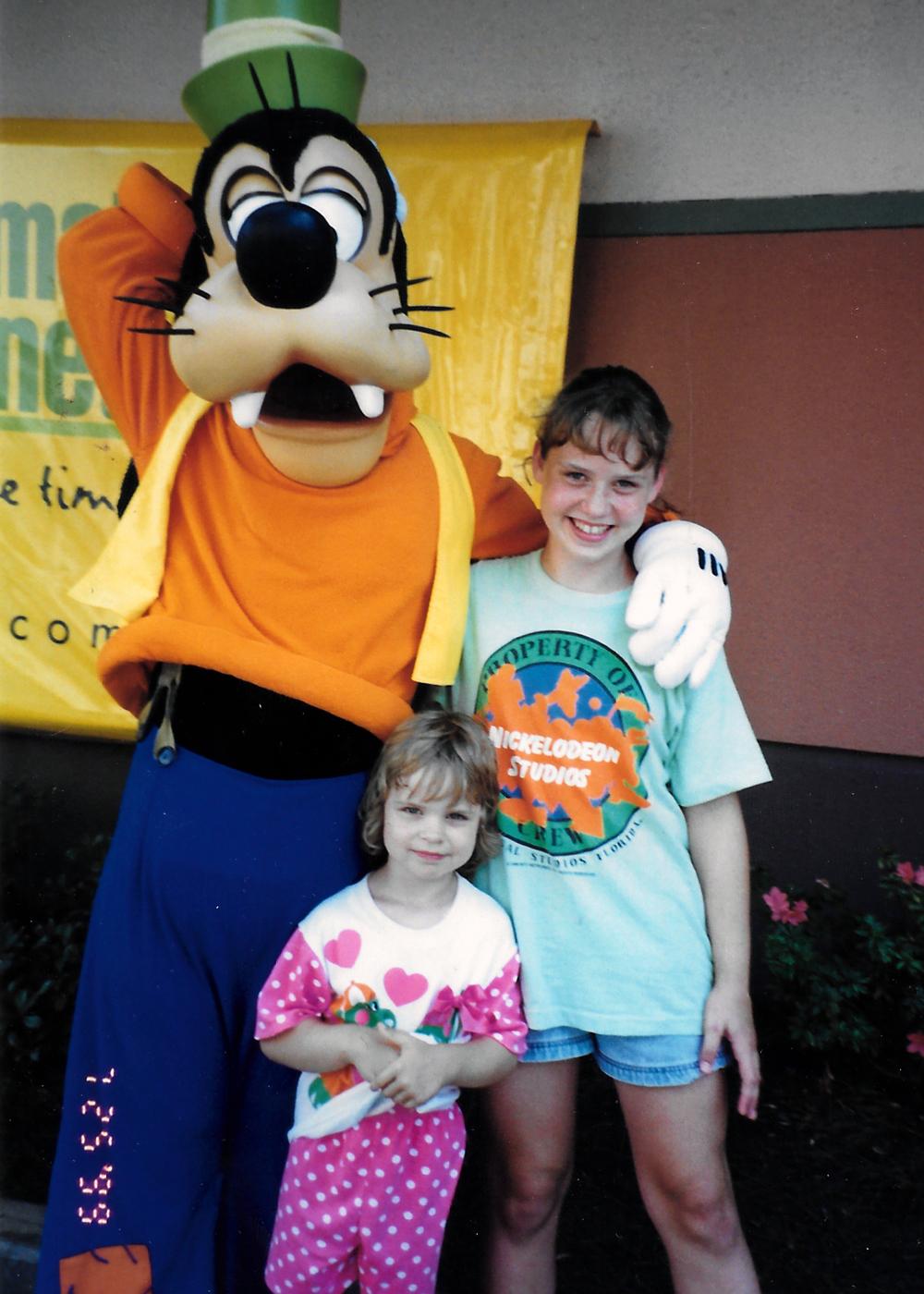 Goofy@Disneyworld