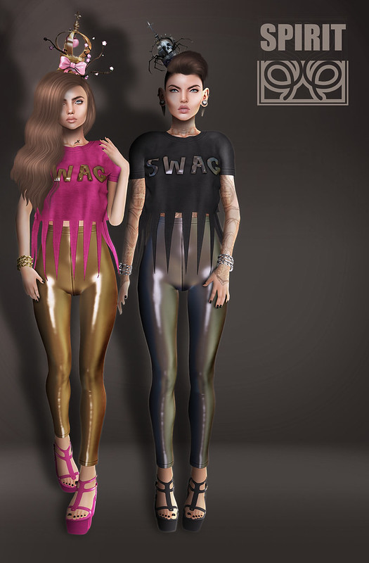 Look # 395 [Spirit Store - Swag outfit