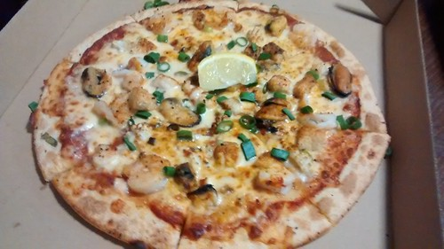 Pizza Capers Tamworth - Seafood Savannah