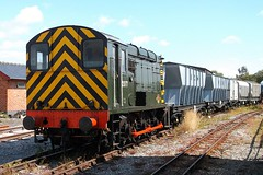 Shunting ICI hoppers