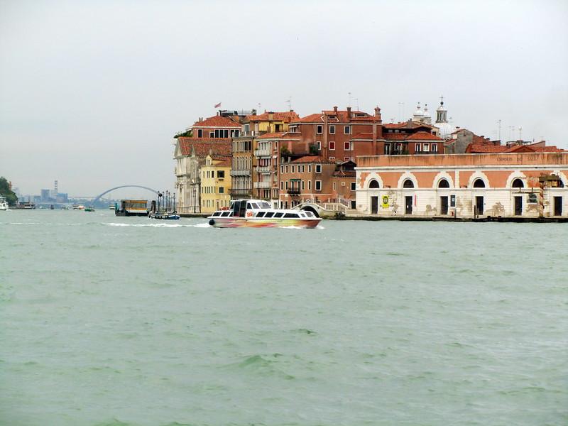 También estuve en Venecia