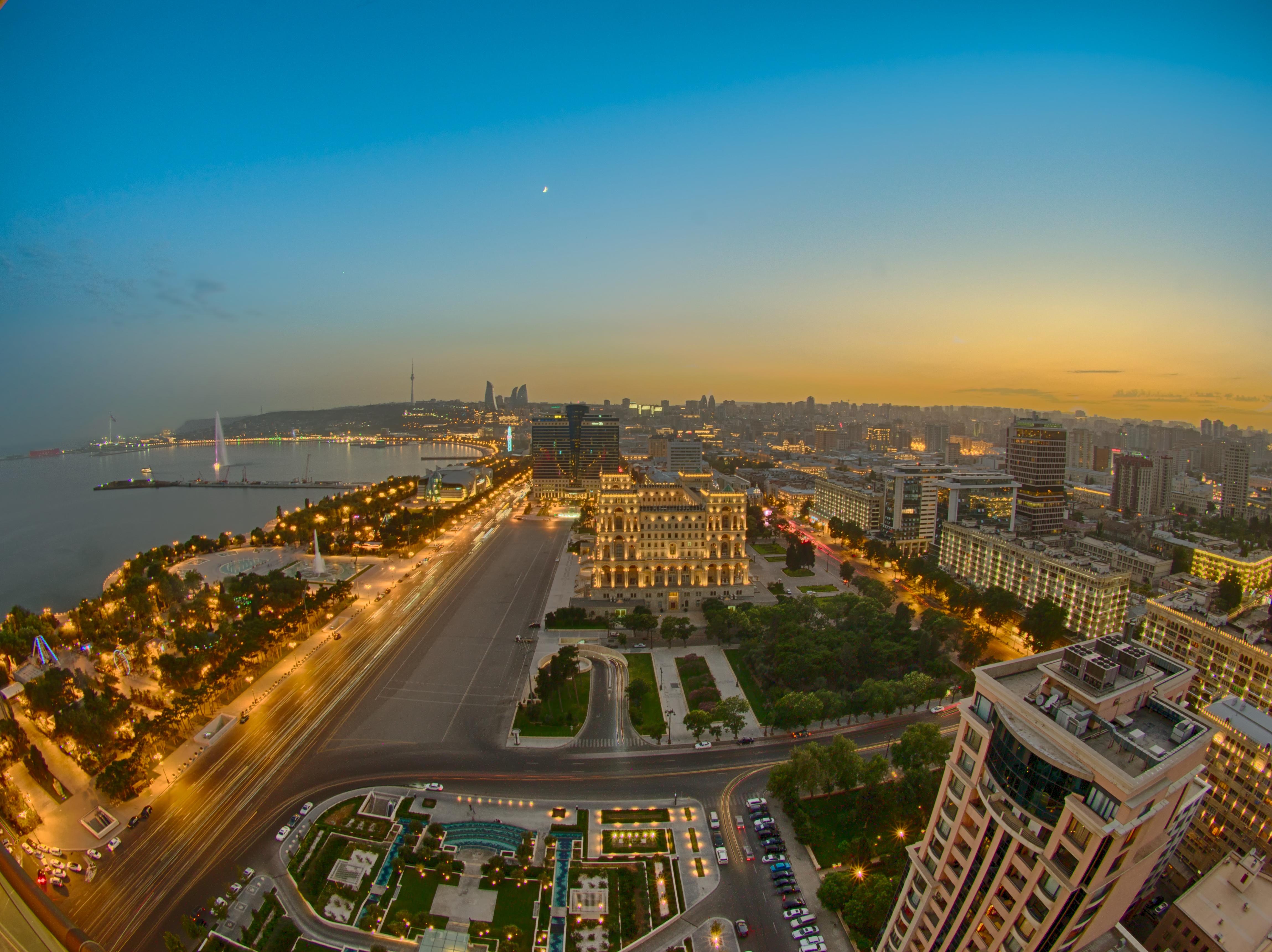 Orange Park Mall >> Elevation of Baku, Azerbaijan - Topographic Map - Altitude Map