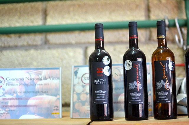 Award winning wines from Bodegas CHP