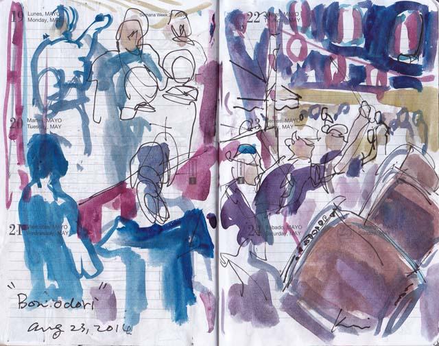 Bon orori dance festival -1