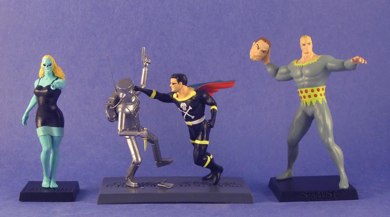 Golden Age Comics Figurine Collection 14821499114_aec09fe932_c
