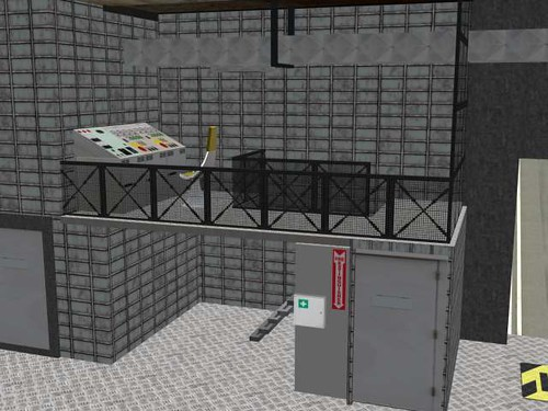 Cargo Bay Update - Staff Section