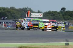 BTCC Snetterton 2014