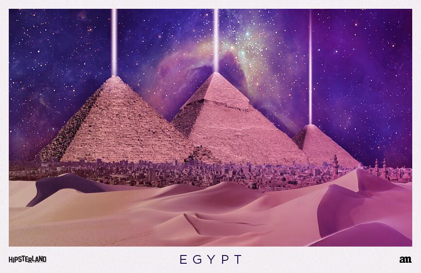 Egypt - Hipsterland